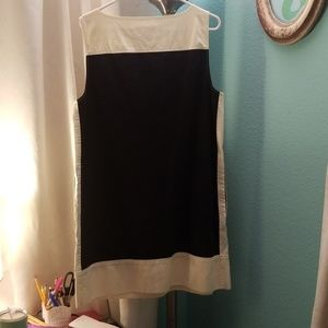 Tracy Feith Dresses - Tracy Feith Target black white shift dress XL